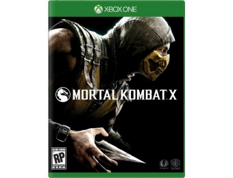 75% off Mortal Kombat X (Xbox One)