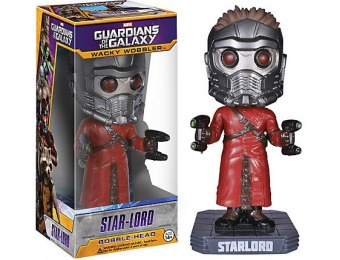 38% off Star-Lord Wacky Wobbler Bobble-Head Figure