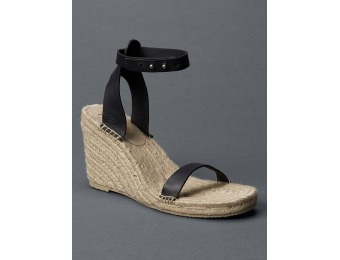 42% off Gap Women Espadrille Thin Strap Wedges