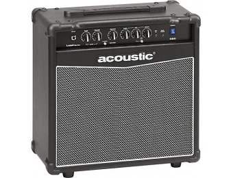 69% off Acoustic Lead Guitar Series G20 20W 1X10 Guitar Combo Amp