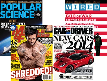 End of Summer Sale - 60+ Magazine Subscriptions from $3.99 each