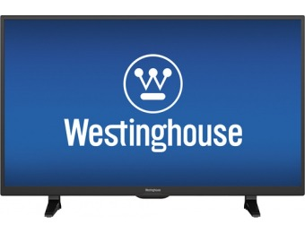 "$60 off Westinghouse 40"" LED 1080p Smart HDTV"