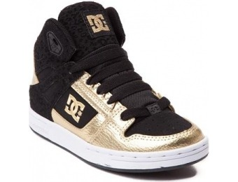 64% off Youth/Tween DC Rebound Skate Shoe