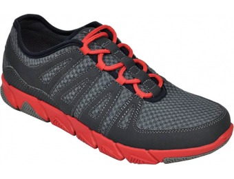 72% off Blacktip Men's Grand Slam Athletic Shoes, Gray/red