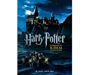 65% off Harry Potter: The Complete 8-Film Collection DVD