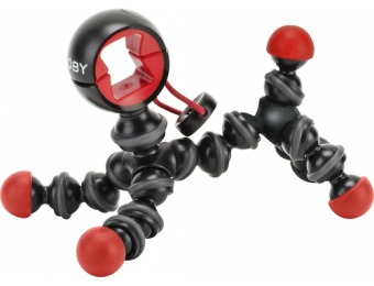 $12 off Joby GorillaPod K9 Stand for Select Cell Phones