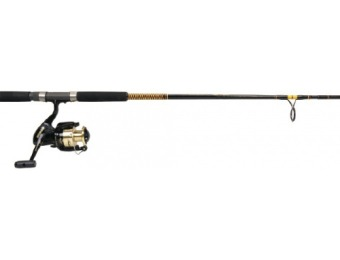 45% off Shakespeare 10' Ugly Stik Combo, Saltwater Spinning