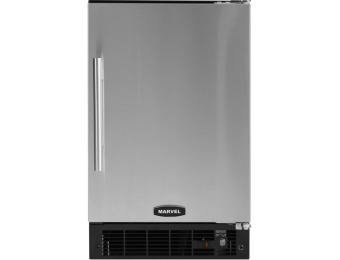 46% off MARVEL 15-lb Ice Maker MA15CRSCRS