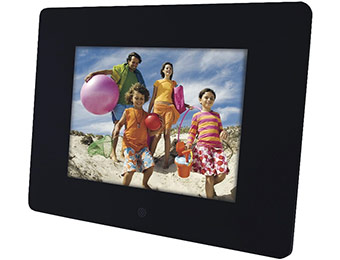 "35% off Polaroid PDF-824 8"" Color Display Digital Photo Frame"
