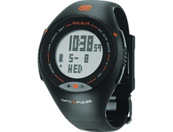 80% off Soleus Pulse Heart Rate Monitor
