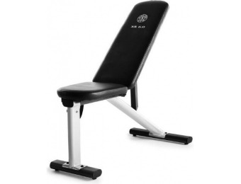 55% off Gold's Gym XR 6.0 Utility Bench
