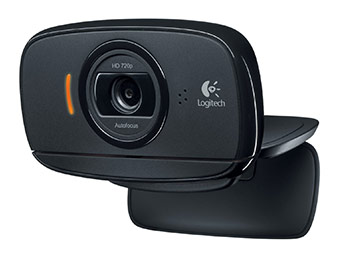 $32 off Logitech HD Webcam C525