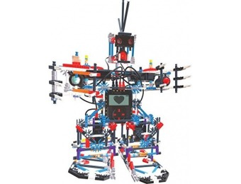 70% off K'NEX Education - Robotics Building System Set - 825 Pieces