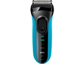 56% off Braun Series 3 3010 Electric Shaver