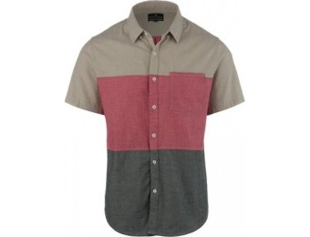 50% off United by Blue Kempston Colorblock Shirt