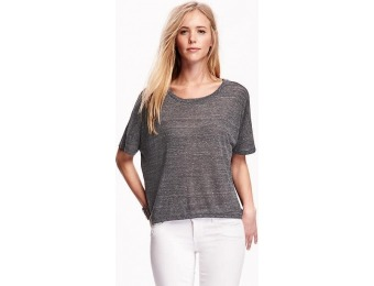 77% off Old Navy Oversized Tee For Women