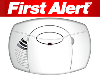 $10 off First Alert Carbon Monoxide Alarm with Silence Button