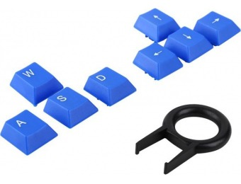 90% off Rosewill 8 Swappable Gaming Keys and Key Puller