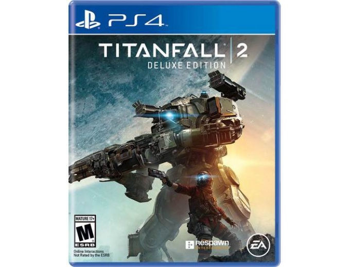 Titanfall 2 Deluxe Edition - PS4