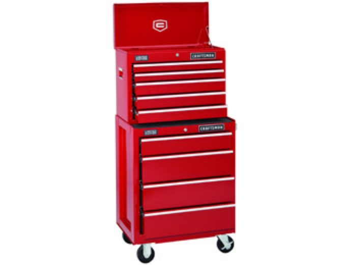 Craftsman Griplatch Tool Storage Combo