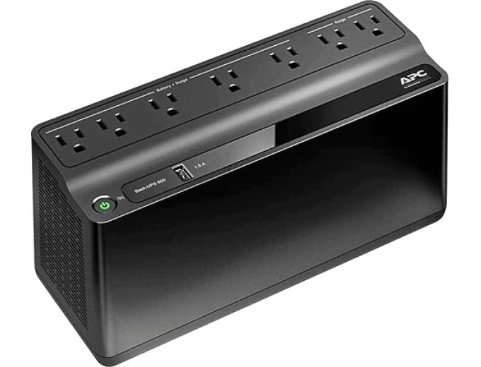 APC Back-UPS 650VA Battery Back-Up System