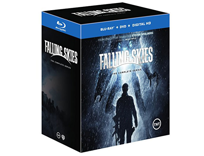 Falling Skies: Complete Series Blu-ray