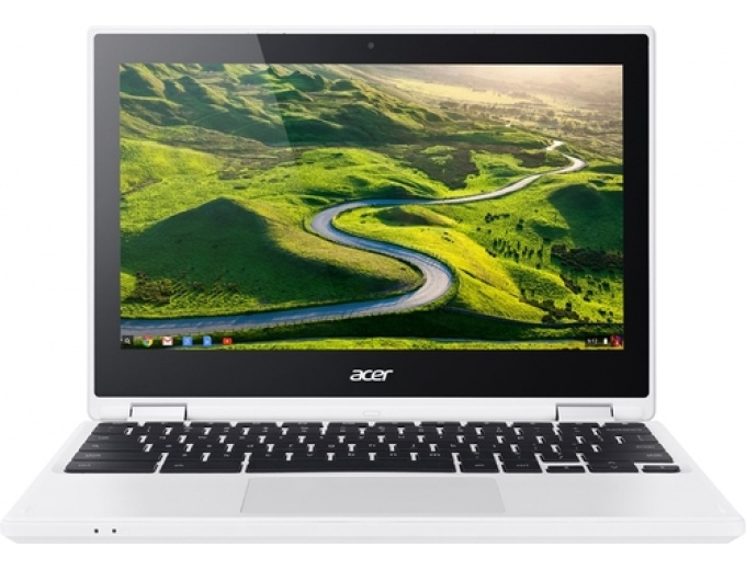 "Acer R 11 2-in-1 11.6"" Touch Chromebook"