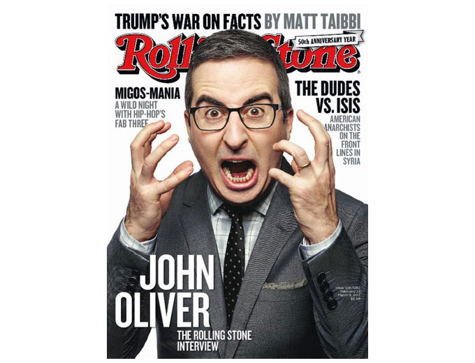 Rolling Stone Magazine is the feature magazine at Discount Mags right now! You can get a subscription for only $/year! That is less than the cover price on one issue! You would spend over $ if you were to buy Rolling Stone Magazine for a year at the grocery store or newsstand!