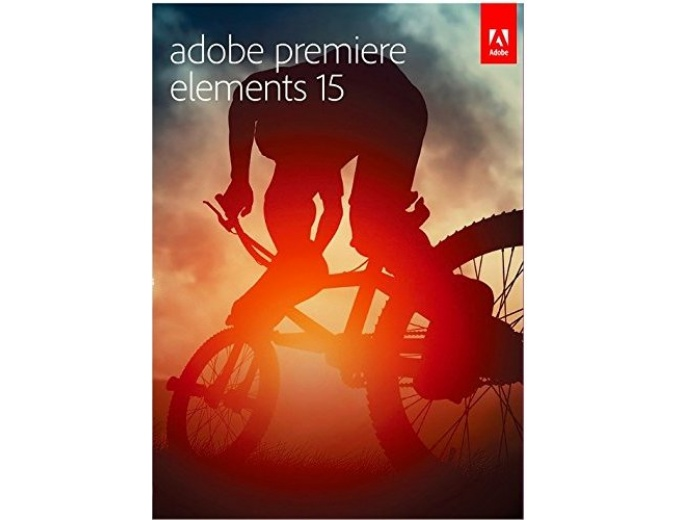 Adobe Premiere Elements 15 (PC/Mac)