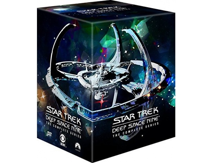 Star Trek Deep Space Nine: Complete Series