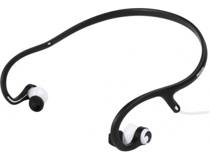 Philips SHQ4300WS/27 ActionFit Headphones
