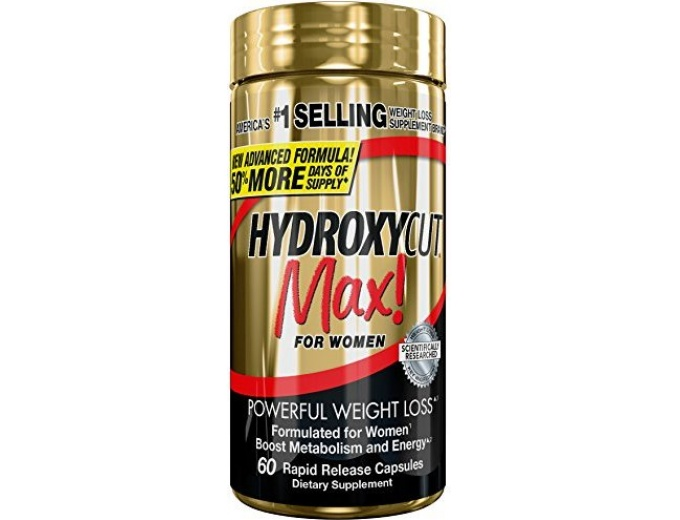 Hydroxycut Max for Women Weight-Loss