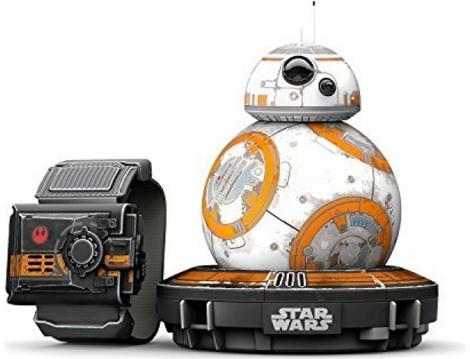 Sphero Star Wars BB-8 App Robot + Force Band