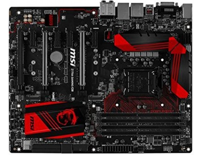 MSI Enthuastic Gaming Intel Motherboard