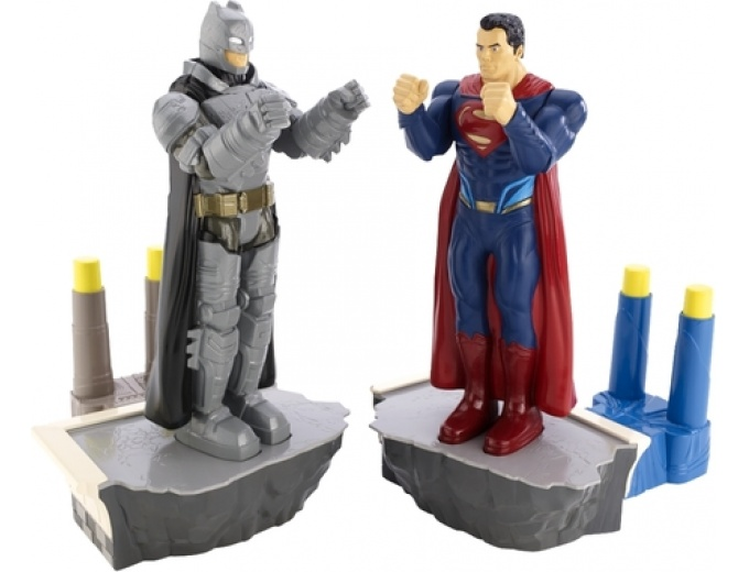 Rock'Em Sock'Em Robots Batman v Superman