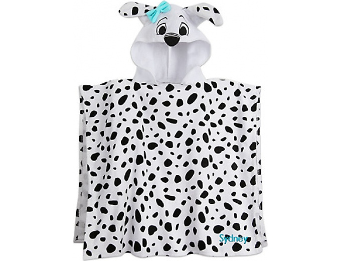 101 Dalmatians Hooded Towel for Kids