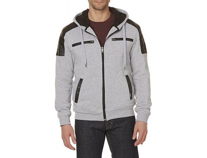 Southpole Young Men's Hoodie Jacket