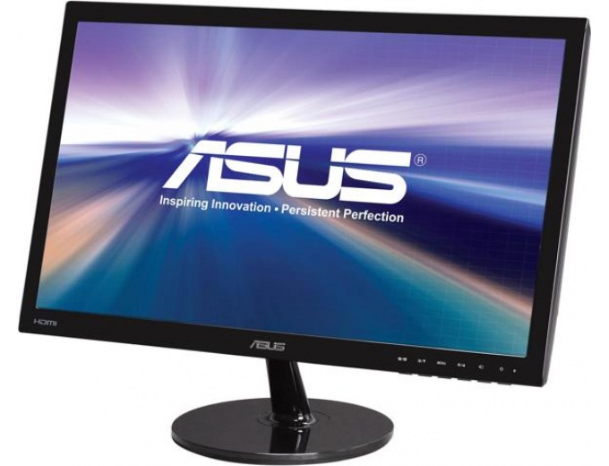 "ASUS VS Series VS228H-P 21.5"" LED Monitor"
