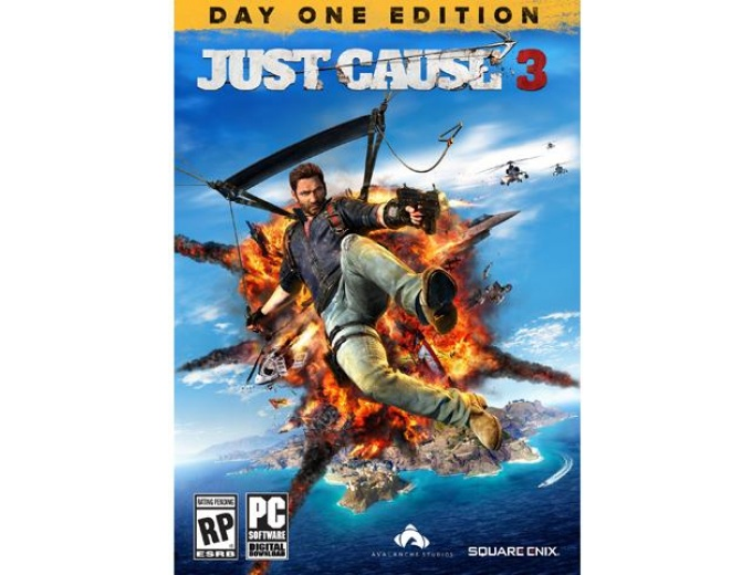 Just Cause 3 Online Game Code