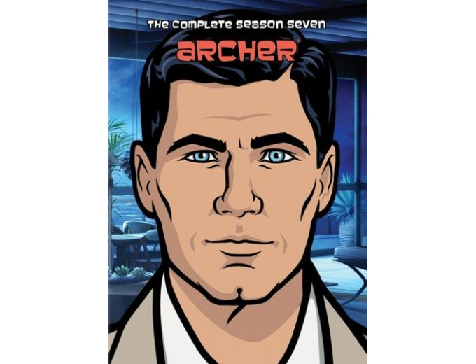 Archer: Season 7 [DVD]