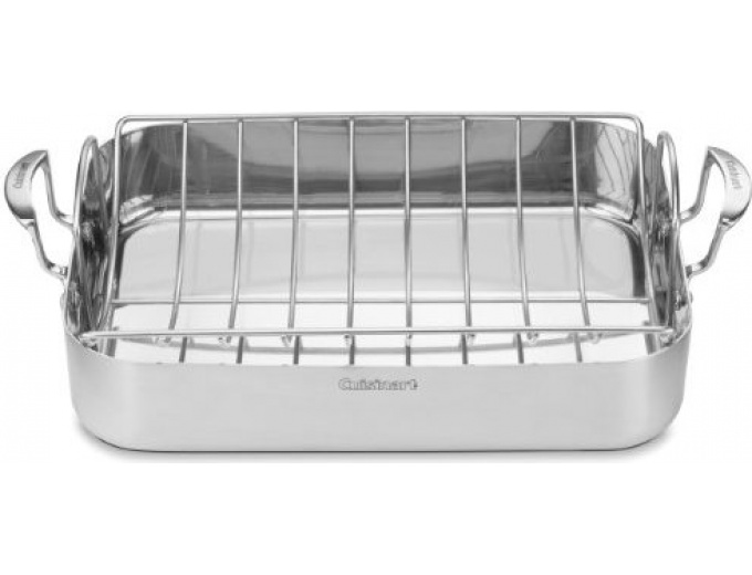 Cuisinart MultiClad Pro Stainless Roaster