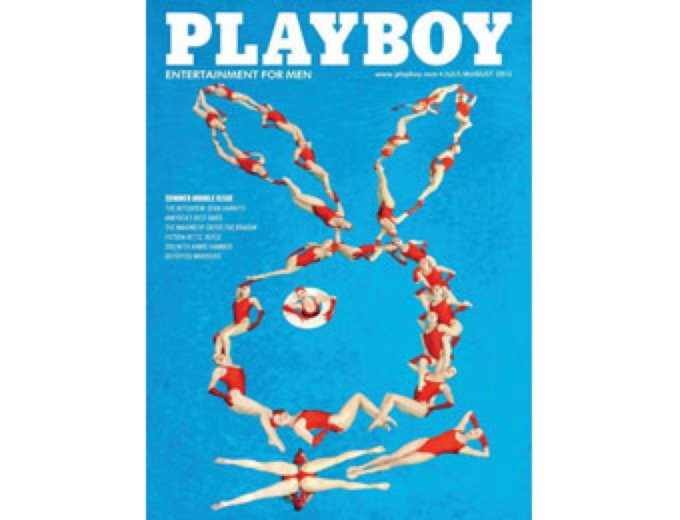 90 Off Playboy Magazine Subscription 6 99 12 Issues Free Shipping