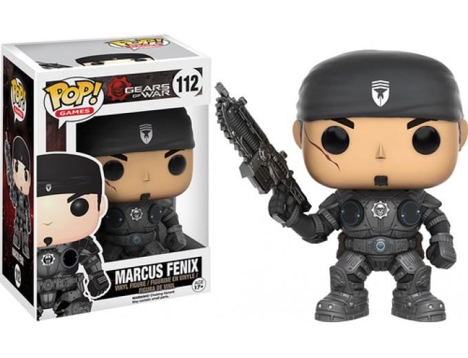 Funko Gears of War Marcus Fenix Pop! Vinyl Figure