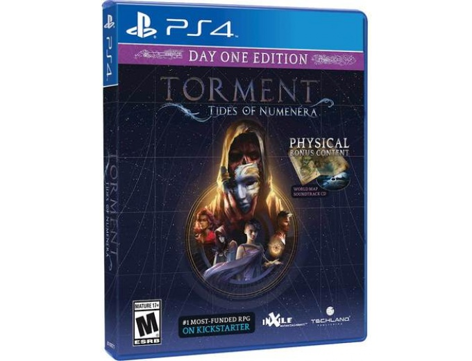 Torment: Tides of Numenera - PS4