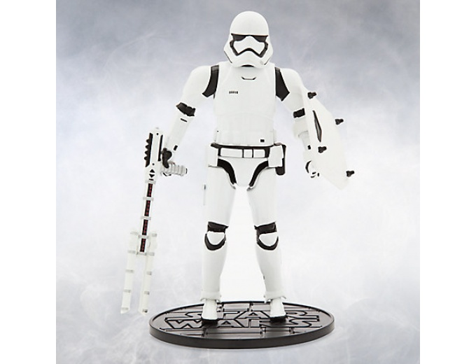 Stormtrooper Elite Series Die Cast Action Figure