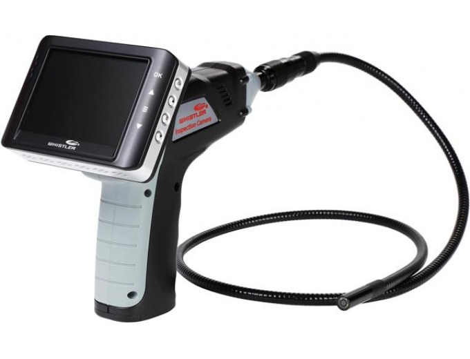 Whistler 3509P Wireless Inspection Camera