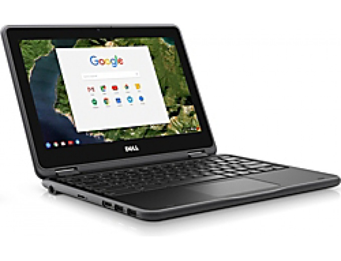 "Dell Chromebook 3180 11.6"" LCD Chromebook"