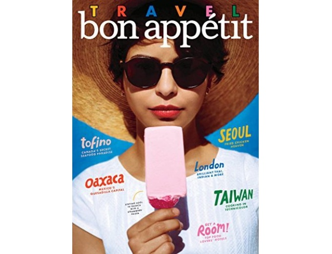 Bon Appétit Magazine - Kindle