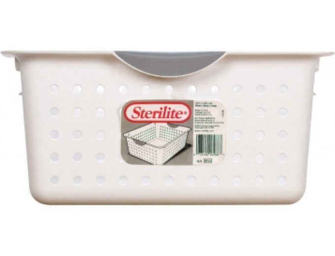 Sterilite Clothing Storage Basket