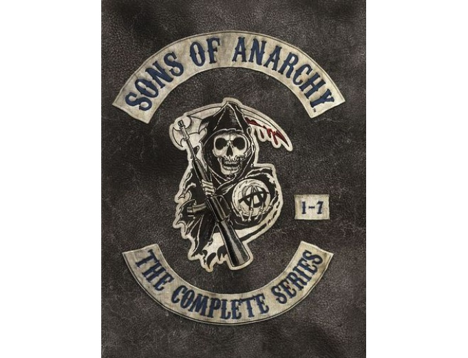 Sons of Anarchy: Complete Series (DVD)